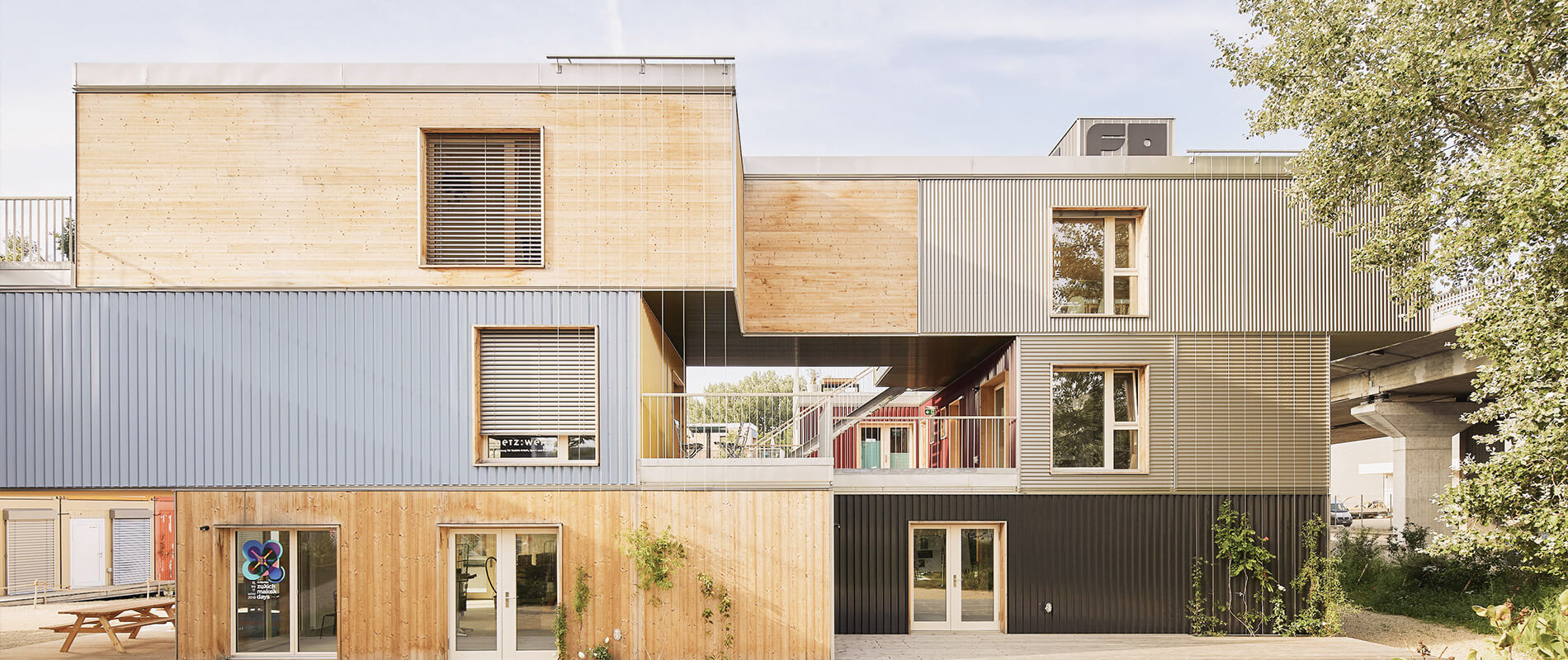 Architekturmodell |Wohn- und Gewerbesiedlung Zürich Altstetten, Geerenweg |Referenz |Ettinger Partner
