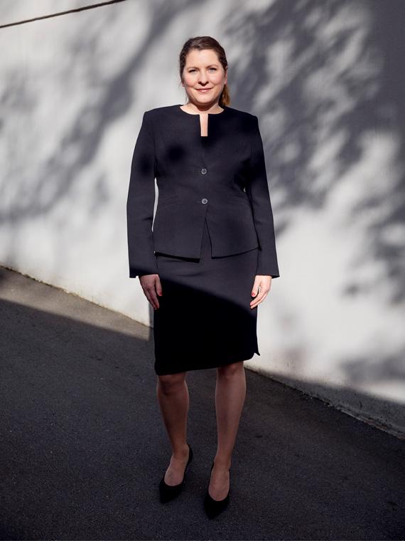 Mitarbeiter Frauke Ries