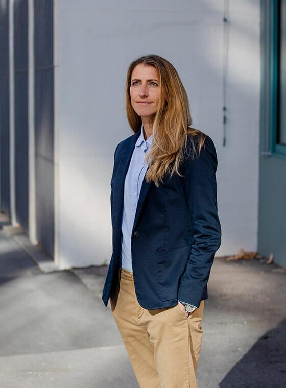 Mitarbeiter Regine Leuenberger