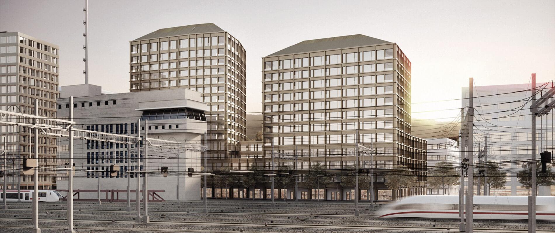 Europaallee Baufeld G | Eigentumswohnungen |Käuferberatung |Referenz | Ettinger Partner