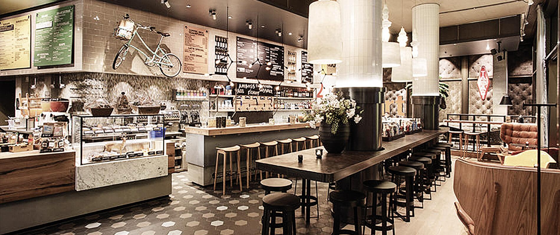 Europaallee |Restaurnant Jack&Jo |Referenz |Ettinger Partner