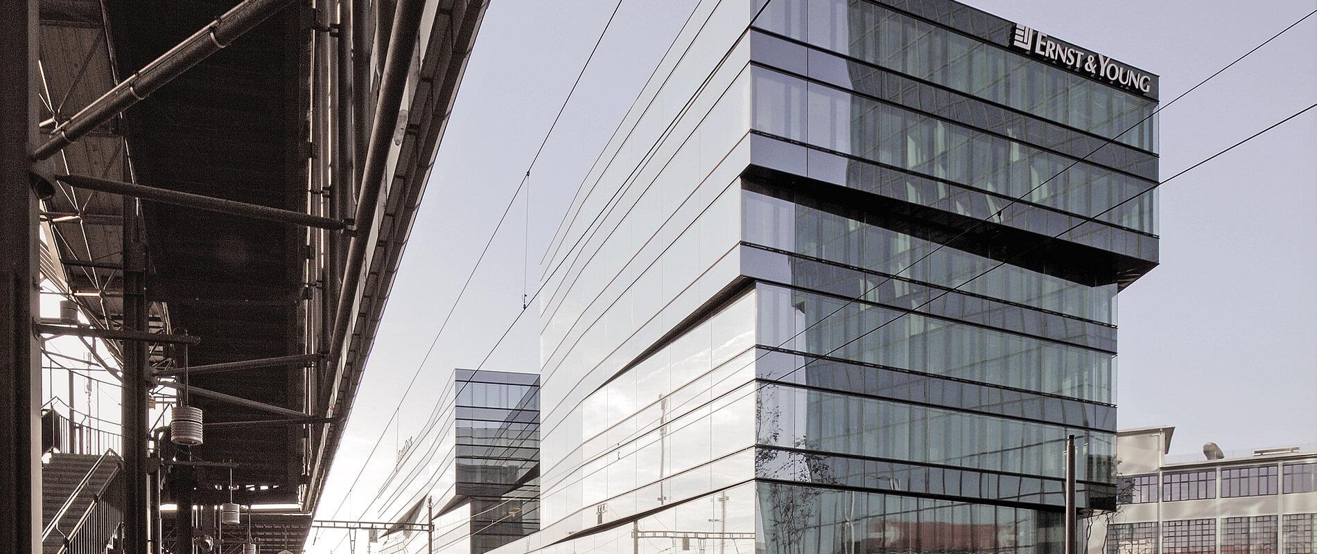 Platform |Zürich | Referenz | Ettinger Partner