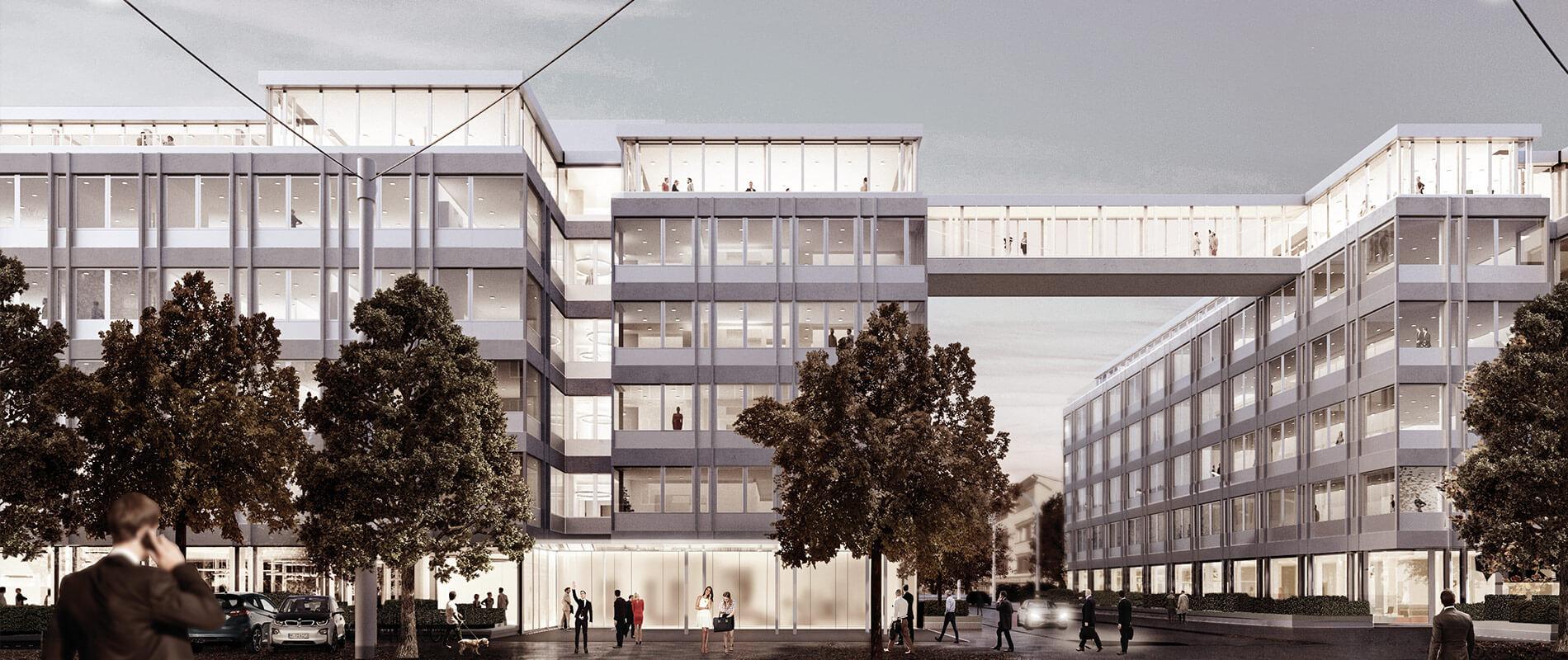 Totalsanierung Hauptsitz KPGM Zürich | Referenz | Ettinger Partner