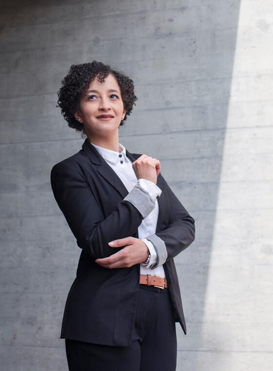 Mitarbeiter Janine Teixeira