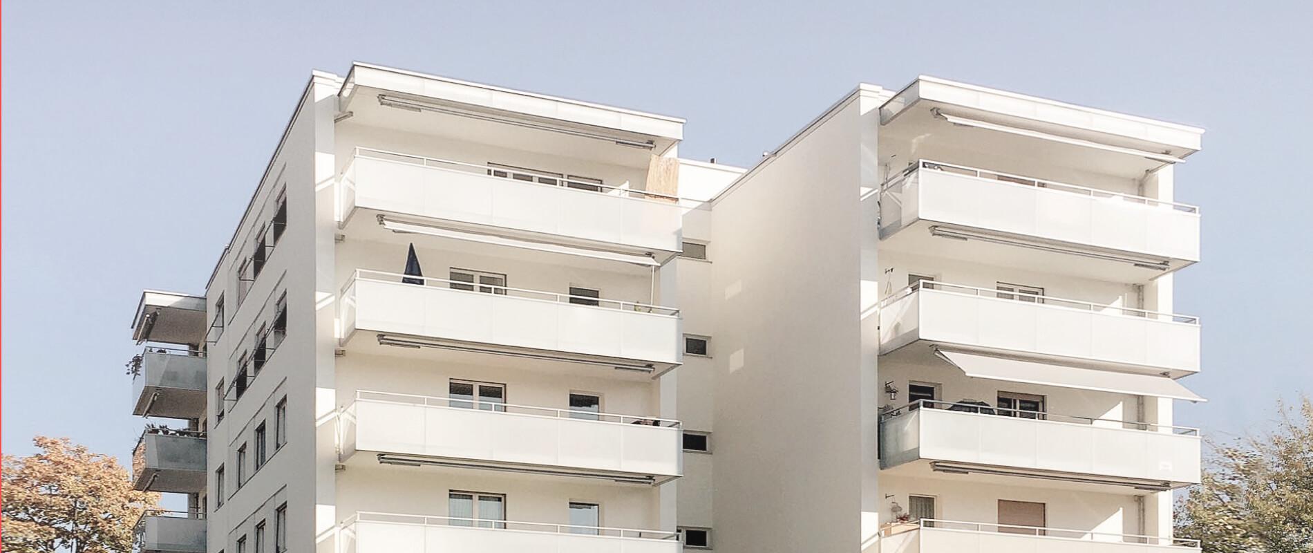 Sanierung Mehrfamilienhaus Ackerstrasse Uster |Referenz |Ettinger Partner