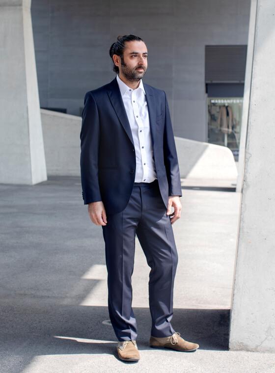 Mitarbeiter Ismail Cinar