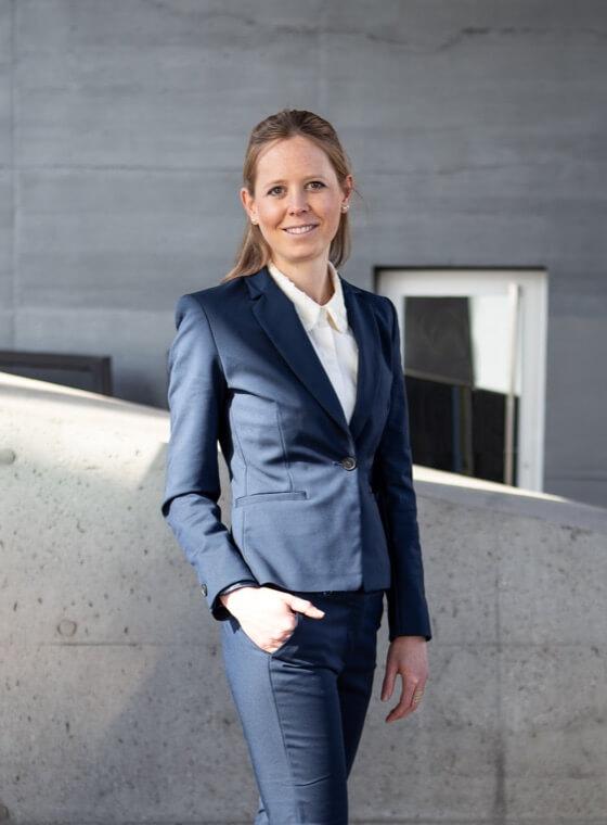 Mitarbeiter Nina Ehrenbold